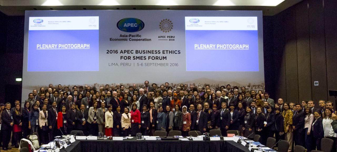 APEC PERU 2016
