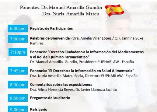 """Simposio: """"Derecho Ciudadano a la Información"""""""