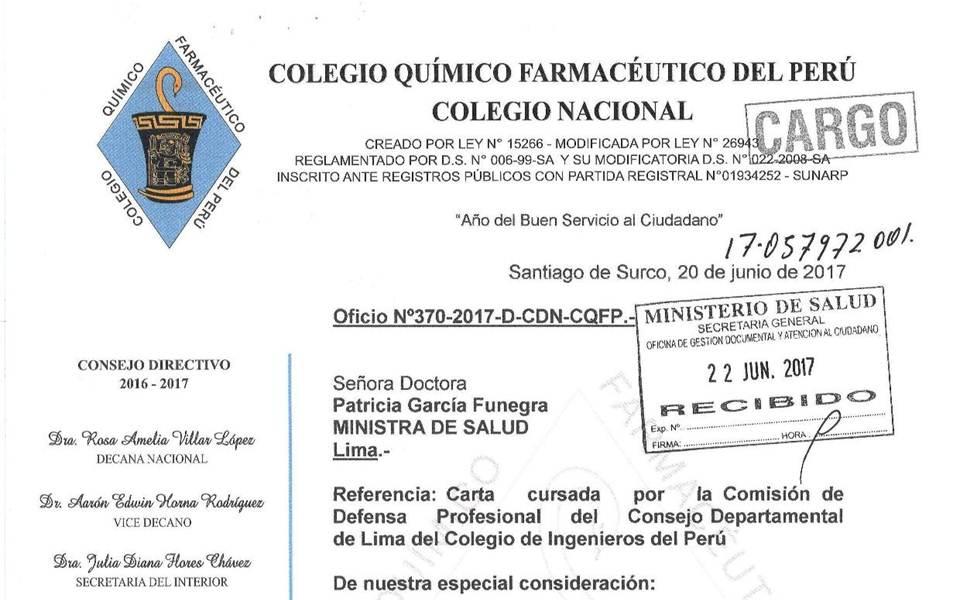 carta de referencia profesional - Pertamini.co