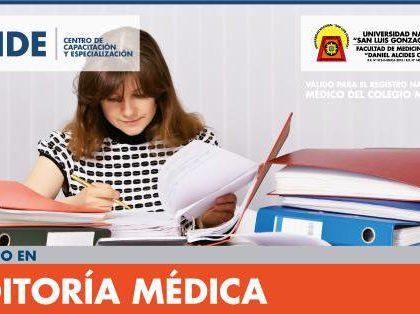 DIPLOMADO EN AUDITORÍA MEDICA