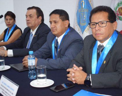 Nuevas Autoridades del Colegio Químico Farmacéutico del Perú, Colegio Químico Farmacéutico Departamental de LIMA Y COLEGIO QUÍMICO FARMACÉUTICO DE LA PROVINCIA CONSTITUCIONAL DEL CALLAO JURAMENTARON A CARGOS