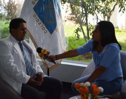 Decano Nacional habló sobre el precio de medicamentos y la farmacia comunitaria con RPP