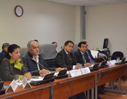 Decano Nacional participó de tercera mesa de trabajo de la Comisión de Defensa del Consumidor en el Congreso de la República