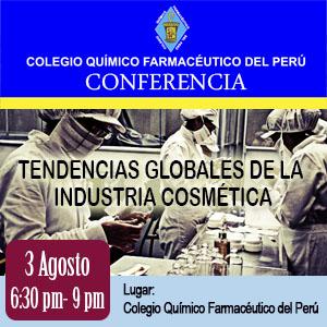Tendencias globales de la industria cosmética
