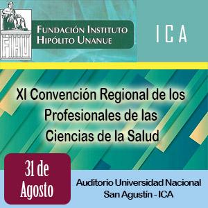 XI Convención Regional de los Profesionales de las Ciencias de la Salud