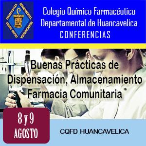 CONFERENCIAS - HUANCAVELICA