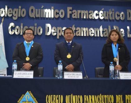 CQFP da Conferencia de Prensa en rechazo a Resolución emitida por INDECOPI